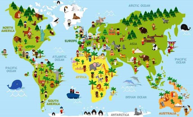 Ecosistema del mundo